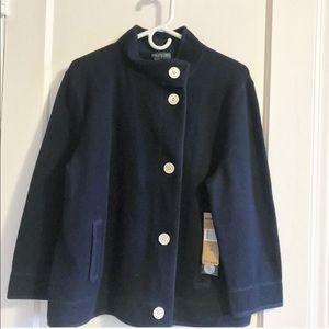 Navy Blue Ralph Lauren Jeans Co. Sweater Cardigan